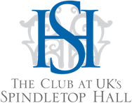 UK Spindletop Hall logo